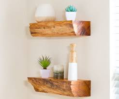 Driftwood Floating Shelves by Turn Firewood Into Floating Shelves 8 Steps With Pictures