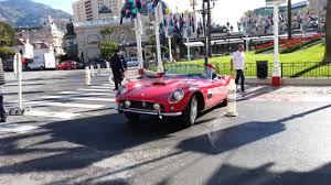Ferrari California 1960 - jerome gutowski ferrari 250 spyder california youtube