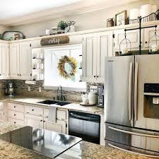 kitchen top cabinets decor 30 clever ways to decorating kitchen cabinet storage