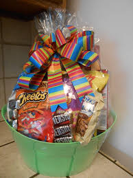 Snack Basket Giftbaskets Gallery U2014 Balloon Notes