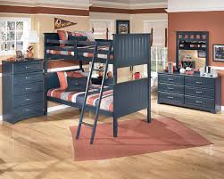 bunk beds twin over full l shaped bunk bed ashley furniture bunk