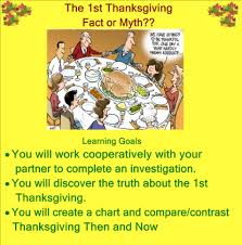 smart exchange usa compare contrast the thanksgiving then and now