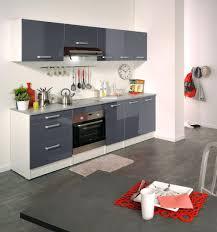 cuisine ikea gris brillant meuble cuisine bas de contemporain 60 cm 2 tiroirs blanc gris