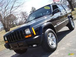 sport jeep cherokee 2000 black jeep cherokee sport 4x4 3369550 gtcarlot com car