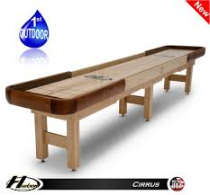 imperial bedford 12 shuffleboard table 12 cirrus outdoor shuffleboard table shuffleboard net