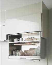 Kitchen Cabinet Plate Rack Storage Electronic Descending Cupboard The Idea That You Can Just