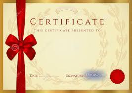 certificate diploma elegant template vector free download umairmone