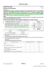 nissan 350z oil change nissan 350z 2007 z33 rear final drive workshop manual