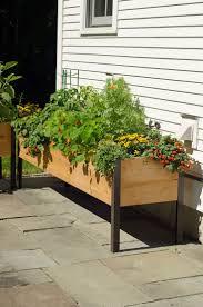 Garden Boxes Ideas Herb Garden Planter Box Ideas Home Outdoor Decoration