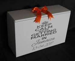 wedding dress travel box buy wedding dress travel box keep calm personalised by bonnies