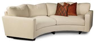 Contemporary Curved Sofa Curved Contemporary Sofa Home And Textiles
