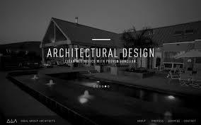 20 well designed architecture websites designhuntr