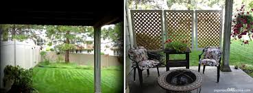 Backyard Screening Ideas 10 Best Outdoor Privacy Screen Ideas For Your Backyard Home And