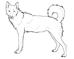 printable 14 realistic husky coloring pages 4706 husky coloring