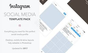 18 social media templates to boost sm engagement 2017 colorlib