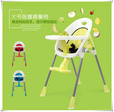 High Chair 3 Months Baby High Chair Portable Feeding Dining Chair For Kids 6 Months 7