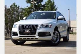 does audi q5 require premium gas used 2017 audi q5 for sale in dallas tx edmunds