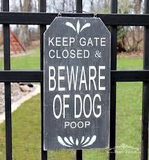 best 25 dog signs ideas on pinterest dog organization dog