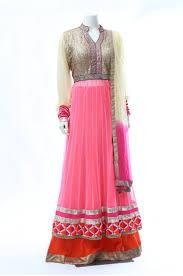 lancha dress pink and orange lancha