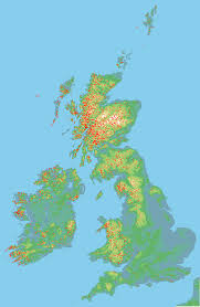 Map Of British Isles Marilyn Geography Wikipedia