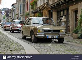 peugeot france peugeot 504 classic french car stock photo royalty free image