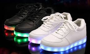 light up tennis shoes for light up led shoes groupon goods