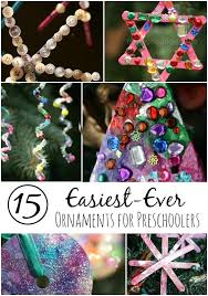 Easy To Make Christmas Decorations At Home Excellent Easy Christmas Tree Ornaments For Kids To Make 70 On