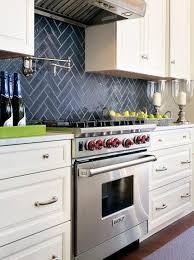 black kitchen backsplash black kitchens are the new white hgtv s decorating design
