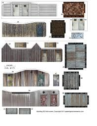 haunted house paper model free paper toys and models at