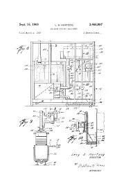 Kfc Floor Plan by Patent Us3466997 Chicken Frying Equipment Google Patents