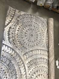 home decorators area rugs home decorators collection spiral medallion gray 9 ft 3 in x 12 ft