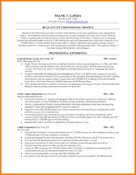 Resume Template For Real Estate Agents Insurance Agent Resume Free Resume Example And Writing Download