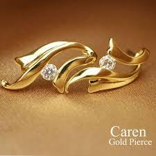 wedding gift gold clementia decor rakuten global market gold earrings