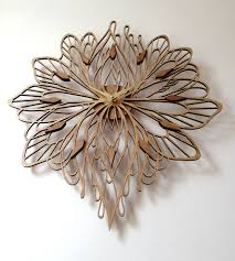 summer laser cut wood clock home decor u0026 lighting sarah mimo