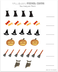 Halloween Pre K Crafts Halloween Week Halloween Preschool Printables Mine For The Making