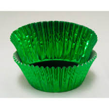 foil candy cups 1 1 4 inch green foil candy cups 500 pcs