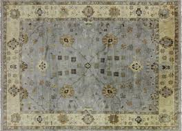 Area Rugs 10 X 14 by New Floral Hand Knotted Turkish Oushak 10 U0027x14 U0027 Blue U0026 Ivory Wool