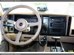 Jeep Cherokee Sport Interior 1994 Jeep Cherokee Information And Photos Zombiedrive