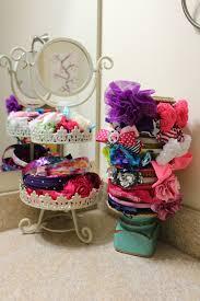 how to make a headband holder diy headband holder tuesday talk 2016 v2 our pretty