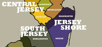 New Jersey Map Nj Regions Best Of Nj Nj Lifestyle Guides Features Events