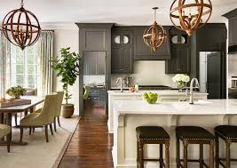 Black Kitchen Cabinets White Subway Tile Black And White Kitchen With White Subway Tile Herringbone Pattern