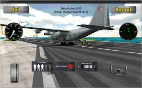 flight simulator apk flight sim transport plane 3d android apps on play