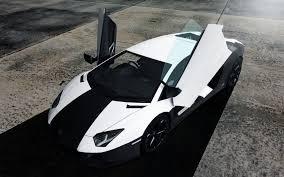 Black Lamborghini Aventador - download wallpaper 3840x2400 lamborghini aventador front white
