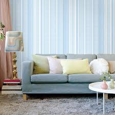Blue And White Bedroom Wallpaper Compare Prices On Wallpaper Stripes Blue Online Shopping Buy Low