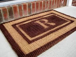 contemporary door mats designer front door mats stainless doormat
