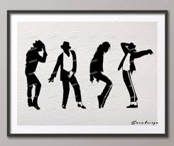online get cheap walls pop aliexpress com alibaba group michael jackson dance silhouette canvas painting pop wall art poster prints pictures home decoration wall decor sticker gifts