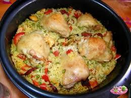plats faciles cuisiner paella facile recette tupperware les petits plats dans les grands
