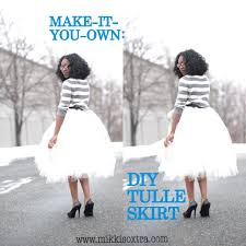 how to make tulle skirt make it your own tulle skirt no sew method