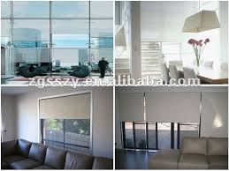 Auto Roller Blinds Custom Made Auto Blackout Roller Blinds White Blackout Blinds
