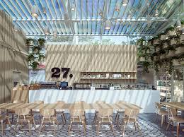 botanical brew four o nine converts greenhouse into coffee shop